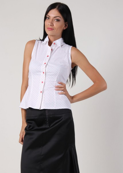 одежда NIFE / блузки / Блузка B20 белая